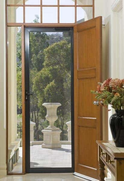 Sliding Security Doors Perth - Hinged Security Doors | Ezy ...