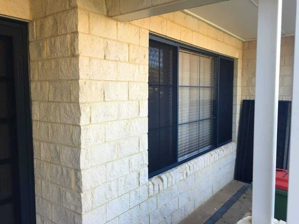 Security Window Screens Perth Security Screen Mesh Ezy