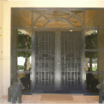 Decorative Security Doors Perth